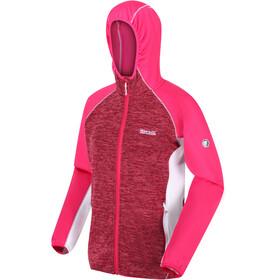 Regatta Walbury Jacket Women, roze/wit